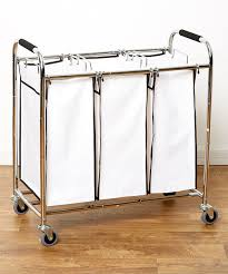 Laundry Room Storage Cart by Saganizer Laundry Hamper With Wheels Rolling Laundry Cart Heavy