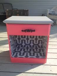 Pink Nightstand Side Table Pink Nightstands Foter