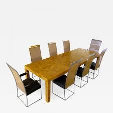 milo baughman dining table milo baughman milo baughman dining set