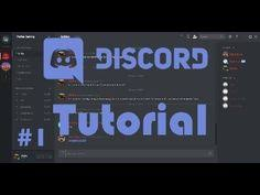 discord tutorial discord tutorial 2 eftel gaming tutorial pinterest discord
