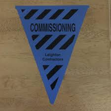 Safety Pennant Flags Mining Bunting U0026 Mining Flags Coloured Safety Flags
