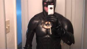 my batman forever costume youtube