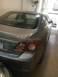 toyota corolla altis cruisetronic 1 6 2013 for sale in lahore