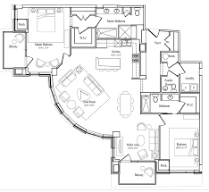 cleveland oh apartment the avenue district floorplans