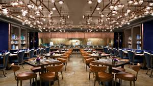 The Dining Room At The Berkeley Hotel Andre Fu Purveyor Of U0027new Asian U0027 Design Offers A Refuge From The