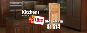 10x10 kitchen cabinets cabinetmania