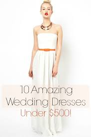 10 amazing wedding dresses 500