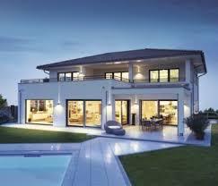 Weber Haus Preise Luxuriöses Anwesen Weberhaus Fertighaus Mit Satteldach