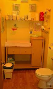 Day Care Changing Table Daycare Bathroom Area I Am Doing This In Our Daycare