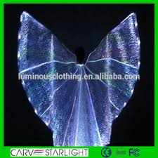 light up fairy wings nice led belly dance wings light up fairy wings luminous isis wings