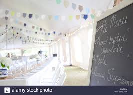 tables and tent country style wedding reception n backwoods of