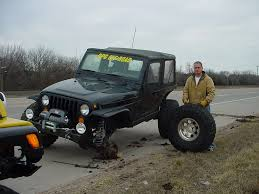 jeep cj prerunner everyone retighten your lug nuts jeepforum com
