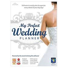 Wedding Planning Software Summitsoft My Perfect Wedding Planner Amazon Co Uk Software
