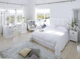 chambre et blanche deco chambre blanc