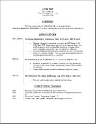 general resume template general resume template resume templates