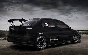 kereta mitsubishi evo sport images of black mitsubishi lancer evo wallpapers sc