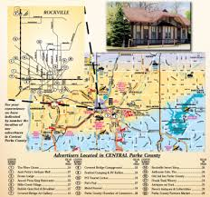 bridges of county map parke county guide parke county covered bridge festival