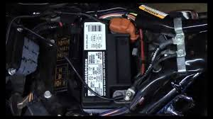 install winterize harley davidson supersmart battery tender