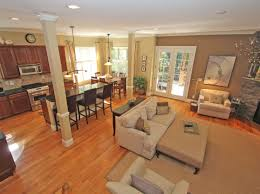 living room awesome apartment kitchen decorating ideas on a