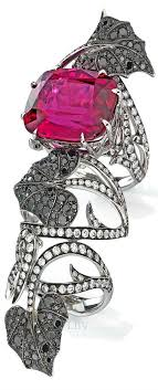 fashion long rings images 126 best finger rings images full finger rings jpg