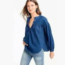 j crew blouses s j crew tops blouses on poshmark