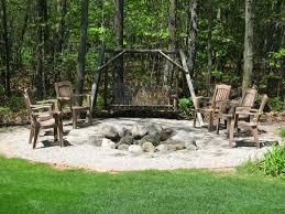 Rustic Firepit 15 Pit Ideas To Light Your Garden Club