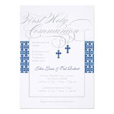 communion invitations for boys boys communion invitation card