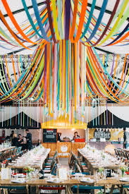 Ceiling Decoration Best 25 Ceiling Streamers Ideas On Pinterest Balloon Ceiling