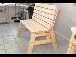 Make Outdoor Picnic Table by Picnic Table Plans Outdoor Picnic Tables And Benches Youtube