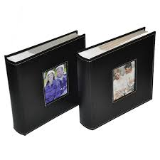 photo albums with memo area large vintage 6x4 200 photos slip in photo album with memo area