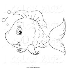 fish outline coloring page cute fish coloring pages kids coloring free kids coloring