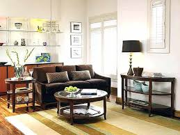 living spaces side tables side table living room cool coffee table for those who love stripes