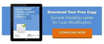 sample hardship letter for loan modification free downloadable guide