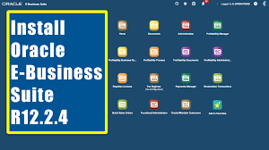 install oracle e business suite r12 2 4 on oracle virtualbox vm