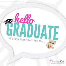 hello graduation 23 best graduation and origami owl images on living