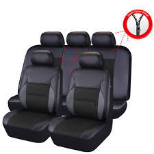 Auto Expressions Bench Seat Covers Universal Truck Seat Covers Ebay