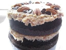 gluten free german chocolate cake pragmatic attic