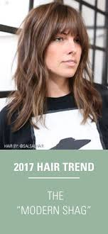 does the swag haircut work for fine hair 5 hair style trends to try this 2017 modern shag haircut