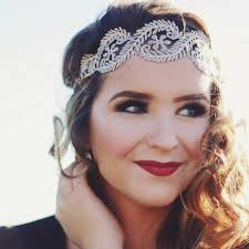 tie headbands grey lace tie headband headbands of the sequined magnolia