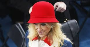 Gucci Hat Meme - kellyanne conway revolutionary inauguration outfit meme
