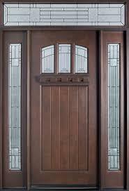 Front Exterior Door Craftsman Front Entry Doors In Chicago Il At Glenview Haus