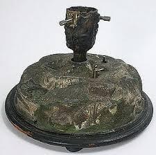 rotating musical tree stand eckardt german item 601432