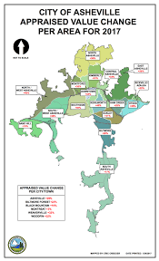 Property Value Map Buncombe County Property Values See 6 8 Billion Increase