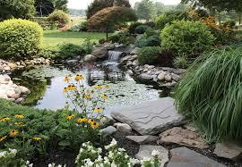 backyard waterfalls backyard water features backyard pond