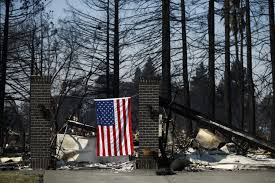 Wildfire Country Club Canada by Californians Wonder Why Trump Isn U0027t Tweeting About The Fatal