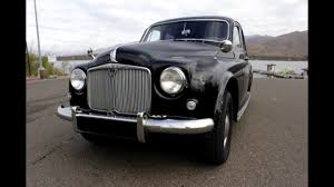 p4 rover 75 1953 for sale california usa youtube