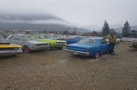 Muscle Cars For Sale In Los Angeles California For Sale Five Acre Property Includes More Than 300 Classic Cars