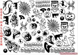black ink halloween tattoos designs tattoo viewer com