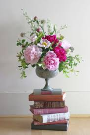 artificial flower decoration for home best 25 peony arrangement ideas on pinterest peony spring