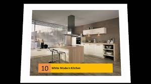 cream modern kitchen white modern kitchen decorating ideas white and cream modern